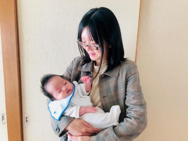 妊活整体から妊娠時の定期施術のおかげで スーパー安産!